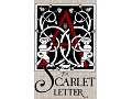 The Scarlett Letter Antiques - logo
